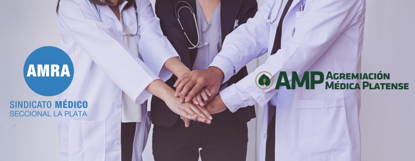 Doctors and Nurses coordinate hands. Concept Teamwork